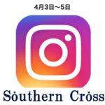 Instagram(4月3日〜5日)